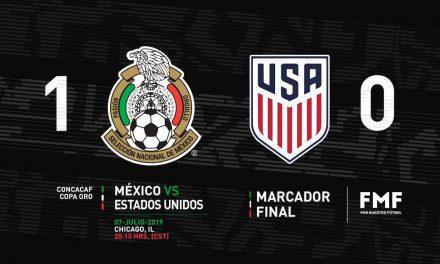 ¡¡¡MÉXICO CAMPEÓN POR UNDÉCIMA VEZ!!!