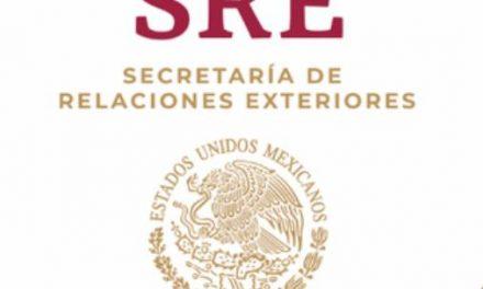 MEXICANOS NO HAN SIDO AFECTADOS EN EU: CONFIRMA LA SRE
