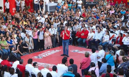 CANDIDATOS A DIRIGENCIA DEL PRI PIDEN APOYO DE LA MILITANCIA DE GUADALUPE