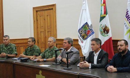ESTADO ADOPTA CONTROL DEL OPERATIVO METROPOLITANO DE SEGURIDAD