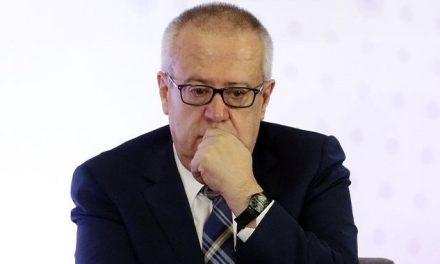 URZÚA DECLARA SOBRE SU SALIDA DEL GOBIERNO DE AMLO