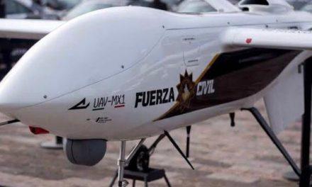 COTAI EXIGE MAYOR TRANSPARENCIA SOBRE EL DRON
