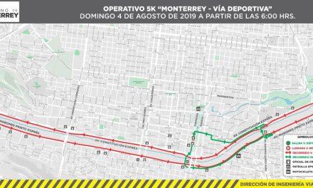 SERÁ MONTERREY SEDE DE CARRERA 5K MONTERREY
