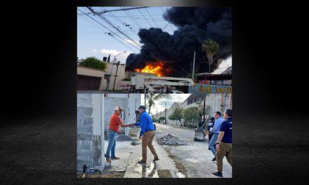 CON INCENDIO EN SAN NICOLÁS SE DESTAPA UNA SERIE DE CLOACA EN PROTECCION CIVIL CON CHEFO NAZI, VECINOS RECLAMAN COMPLICIDAD DE ALCALDE