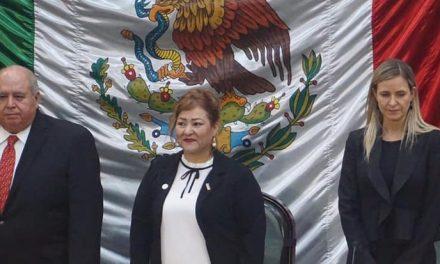 ASUME DIPUTADA CELIA ALONSO VICEPRESIDENCIA EN MESA DIRECTIVA DEL CONGRESO