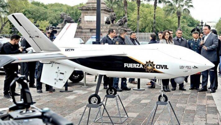 VUELA, VUELA DRON EN ANÁHUAC