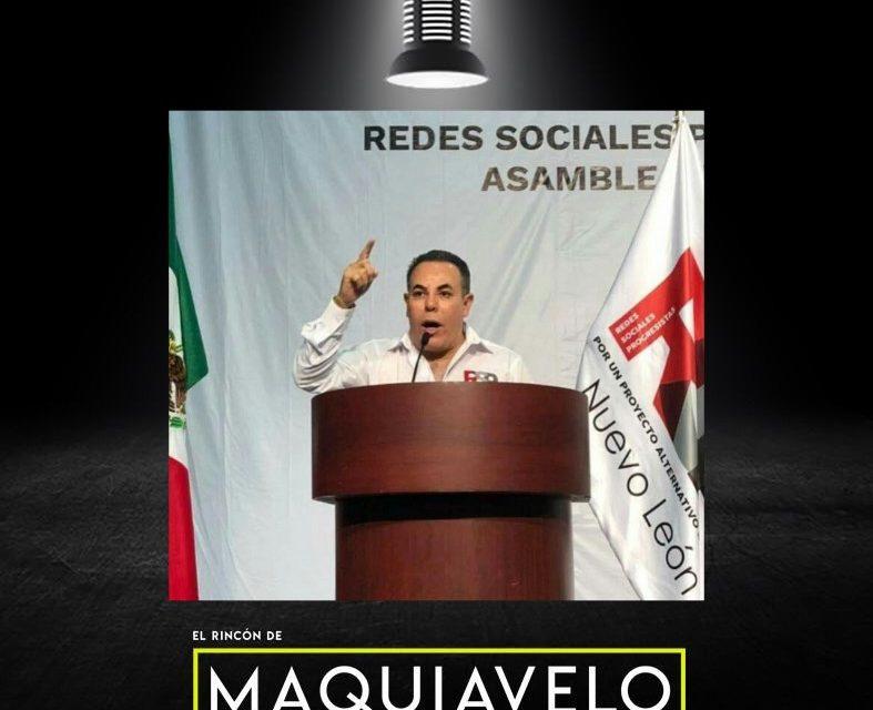 EN CONSOLIDACIÓN DE REDES SOCIALES PROGRESISTAS ES PIEZA CLAVE LUIS CARLOS URZUA, EL JEFE POLÍTICO DE ESE PARTIDO EN NUEVO LEÓN