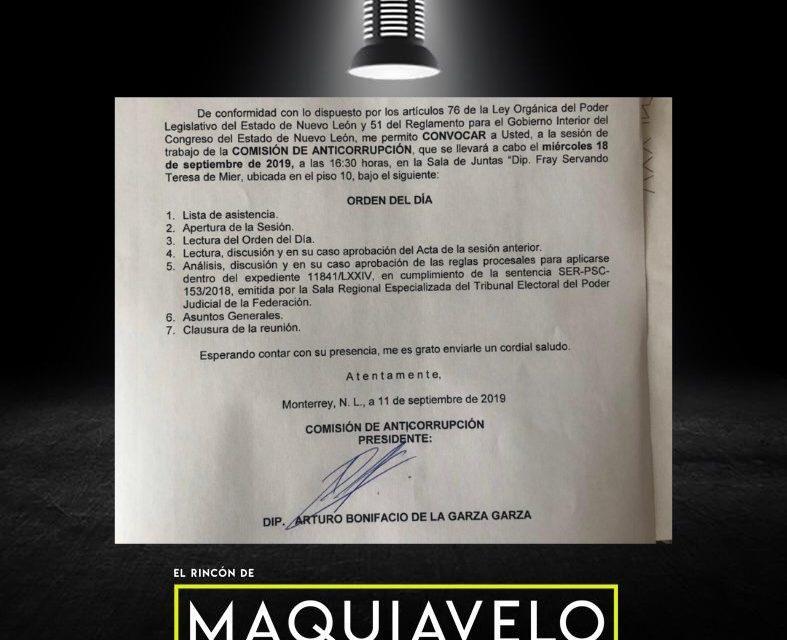 """SE VIENE EL GOLPE MAESTRO AL BRONCO. CONGRESO DEL ESTADO PREPARA LA ESTOCADA ¿SE VIOLARÁ LA CARTA MAGNA O DARÁN """"CASTIGO EJEMPLAR""""?"""