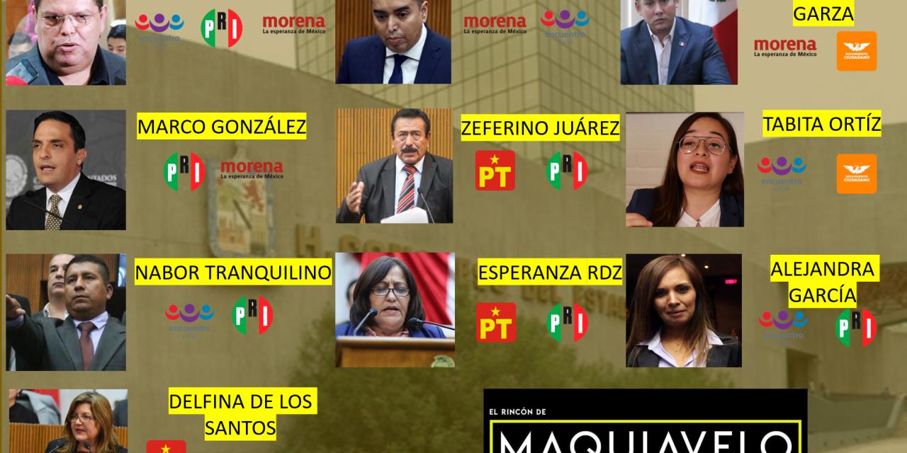 NARRATIVA DE UNA PROSTITUCIÓN POLÍTICA NORMALIZADA