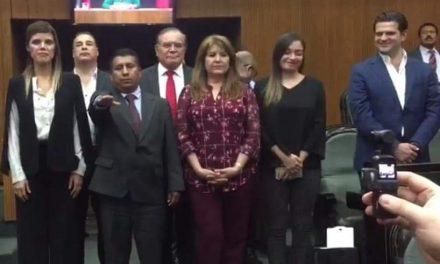 NUEVO REACOMODO, EL PRI SUMA 9 DIPUTADOS Y SE CONVIERTE EN SEGUNDA FUERZA