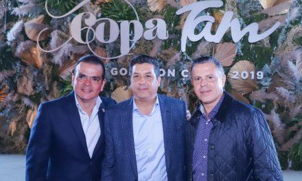 ROMPE RÉCORD NUEVO LAREDO EN COPA TAM GOLF CON CAUSA 2019