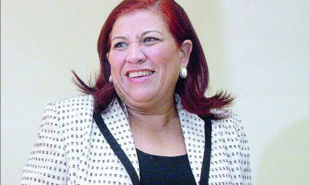 JUDITH DÍAZ PERFILA A SU ESBIRRO PARA LA DIRIGENCIA ESTATAL: ANYLU HERNÁNDEZ