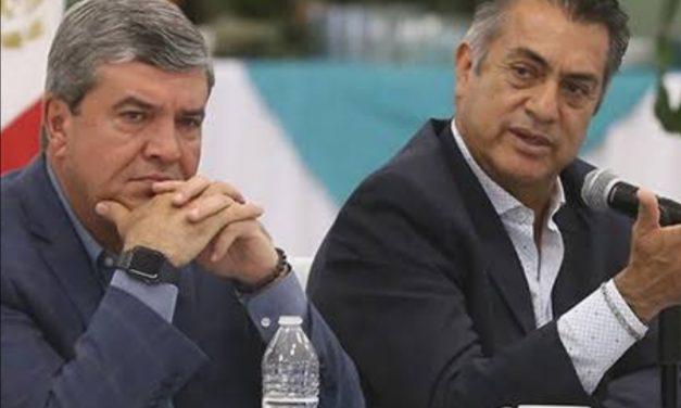 ME PROTEJO, ME PROTEJO, ME PROTEJO: GRITA EL BRONCO ANTE EL CONGRESO.