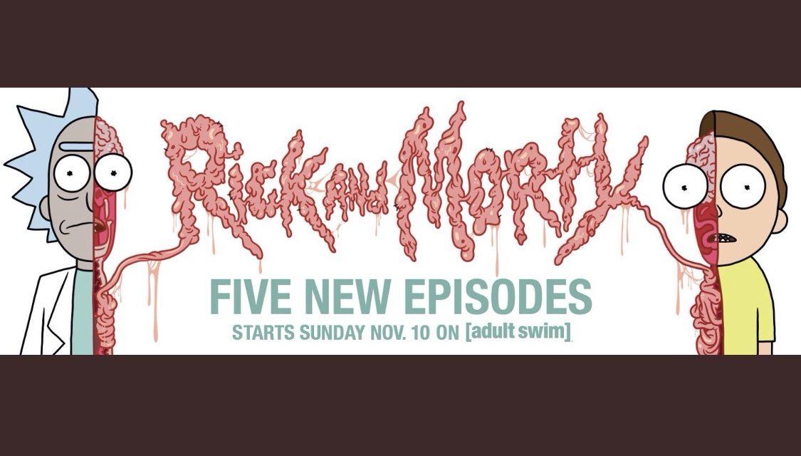 """""""RICK AND MORTY"""" ENCIENDEN LAS REDES"""