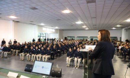 POLICÍA DE GUADALUPE SE PROFECIONALIZA EN BENEFICIO DE LOS CIUDADANOS