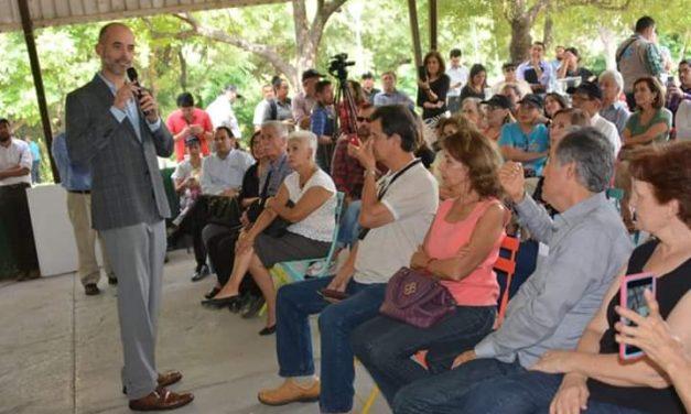 MIGUEL TREVIÑO, UN ALCALDE QUE GOBIERNA PAREJO, IGUAL EMBELLECE LA ZONA RESIDENCIAL QUE REMODELARÁ PARQUE CLOUTHIER PARA ZONA PONIENTE DE SAN PEDRO