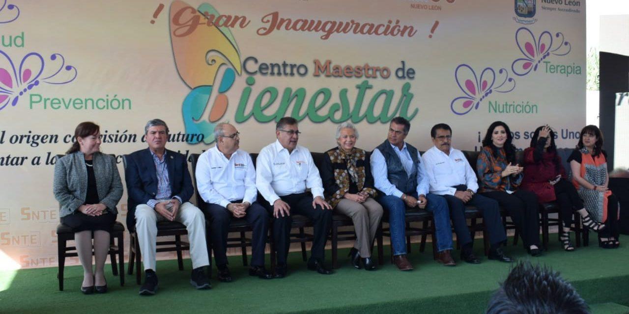 ES INAUGURADO EL CENTRO MAESTRO DE BIENESTAR EN ALLENDE