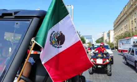 HABRÁ CIERRE EN MONTERREY POR DESFILE DE LA REVOLUCIÓN MEXICANA