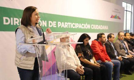 PARTICIPACIÓN CIUDADANA EJE RECTOR EN GUADALUPE