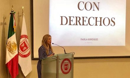 RECONOCEN LUCHA FEMINISTA Y LABOR SOCIAL DE DIPUTADA FEDERAL PAOLA GONZÁLEZ