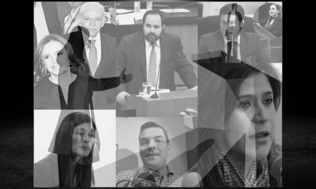 """LA IGUALDAD DE GÉNERO ES UNA FALACIA EN POLÍTICA DE NUEVO LEÓN: DOS BOTONES DE MUESTRA, CLARA LUZ ES """"MANGONEADA"""" POR SU ESPOSO Y LOS PRIISTAS EXCLUYEN MUJERES AL ACUDIR A EVENTO EN CANTINA """"EXCLUSIVA"""" PARA HOMBRES"""