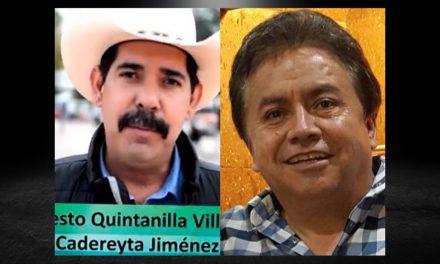 """EL BIGOTÓN ALCALDE DE CADEREYTA Y SU SOCIO TESORERO HACIENDO NEGOCIOS DIARIOS CON PAGOS A PROVEEDORES, PARA MUESTRA UN BOTÓN: LUIS MANUEL RIOS BOTELLO PANISTA Y ALFIL DE ARNOLDO LEDEZMA EX SRIO DE AYUNTAMIENTO COBRA POR """"PAGO DOCUMENTOS"""""""