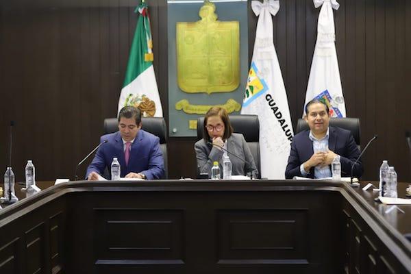 APRUEBA GUADALUPE PRESUPUESTO DE INGRESOS PARÁ 2020, GARANTIZAN MAYORES BENEFICIOS A LOS CIUDADANOS