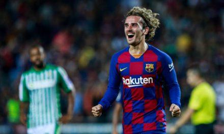 Griezmann revela la razón que lo llevó al Barcelona