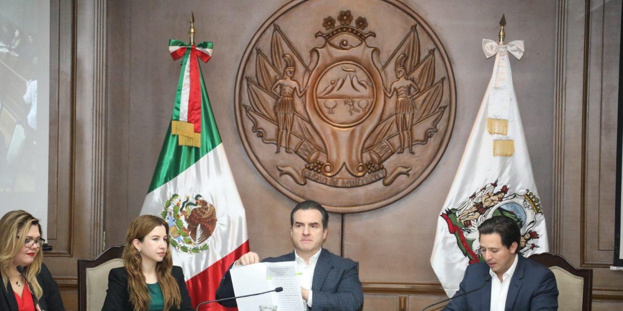 SE INTEGRARÁN NUEVOS ELEMENTOS CIUDADANOS AL MUNICIPIO DE MONTERREY