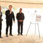ADRIÁN DE LA GARZA DA EL BANDERAZO A UN NUEVO PARQUE EN EL MUNICIPIO