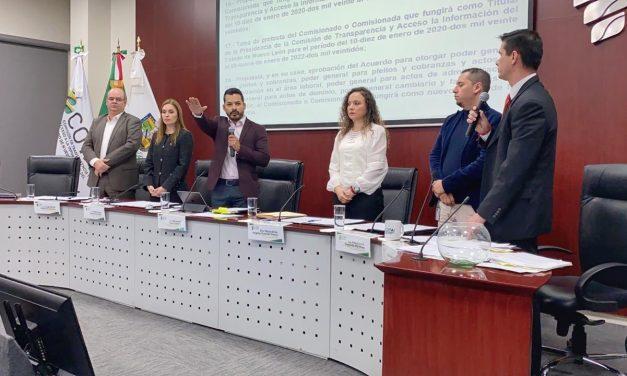 BERNARDO SIERRA GARANTÍA DE PROFESIONALIZACIÓN PARA LA COTAI