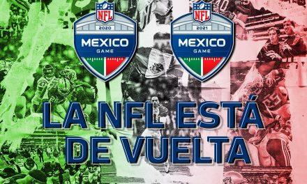 ES OFICIAL REGRESA LA NFL A MÉXICO