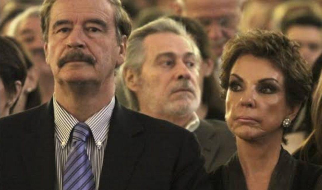 LA OSCURA REALIDAD DE MARTHA SAHAGUN Y LOS LEGIONARIOS DE CRISTO, AHORA SON INVESTIGADOS POR UIF.