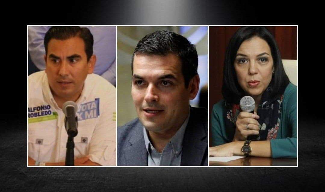 EN 2021 ACCIÓN NACIONAL RECUPERARÁ (OTRA VEZ) GUADALUPE, POR ELLO MAURO GUERRA IMPONDRÁ A SU HERMANA DE CANDIDATA