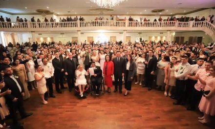 CELEBRA EL AMOR EL MUNICIPIO DE GUADALUPE