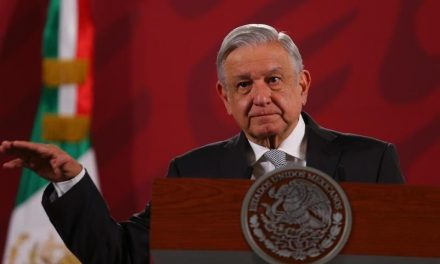 TODO VA BIEN, MÉXICO APLASTA SU CURVA DE INFECCIÓN SEGÚN LÓPEZ OBRADOR