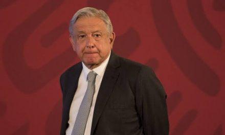 PIDE ANDRES MANUEL TREGUA A TODOS LOS MEDIOS