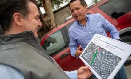 ENTREGA MUNICIPIO DE MONTERREY VIALIDAD EN LA ZONA NORTE QUE TRAE BENEFICIOS A LOS CIUDADANOS