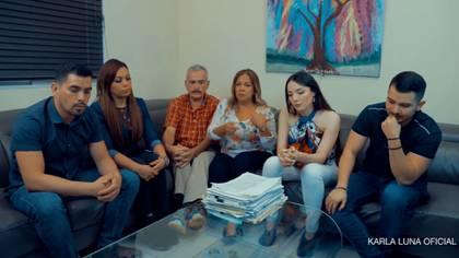 REVELAN CONVERSACIÓN DE KARLA LUNA CON PANINI Y AMÉRICO