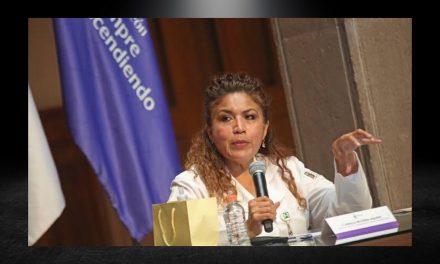 NADIE SE SALVA DEL COVID. INTERNAN A AMALIA BECERRA AQUINO, SUBDIRECTORA DEL HOSPITAL METRPOLITANO, POR CONTRAER EL VIRUS