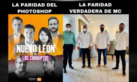 SISMO EN MC, KARINA BARRÓN EXIGE A LUIS DONALDO COLOSIO DEJE LA COORDINACIÓN EN MANOS DE UNA MUJER Y MUESTRE ESPÍRITU PARITARIO EN BANCADA NARANJA
