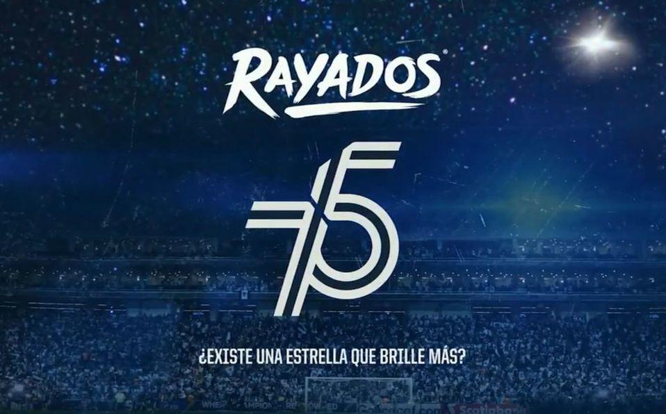 ALISTA RAYADOS JERSEY POR 75 AÑOS DE HISTORIA