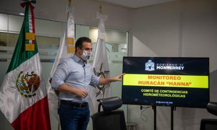 EL MUNICIPIO DE MONTERREY INICIA CON LAS OPERACIONES EN PREVENCIÓN Y AXULIO A LA COMUNIDAD FRENTE A LAS FUERTES LLUVIAS