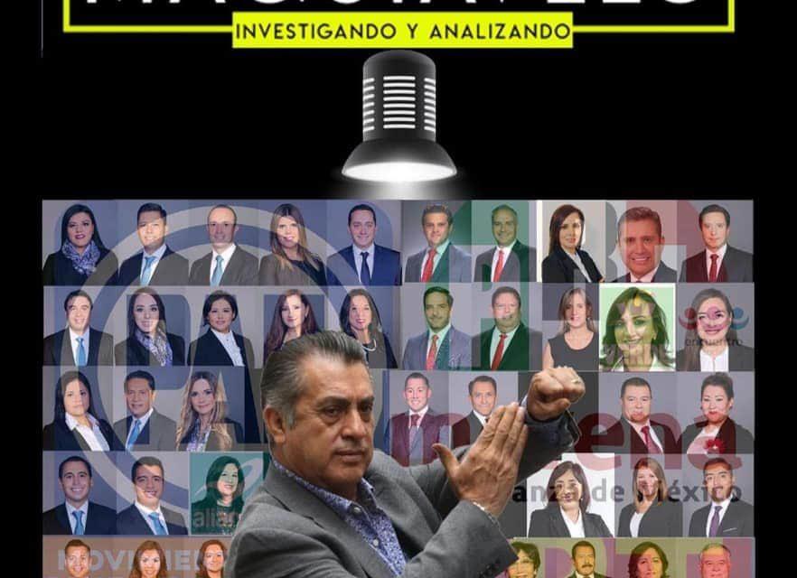 """SIGUEN LOS DIPUTADOS LOCALES SIN DEFINIR VÍA LEGISLACIÓN ACTUACIÓN DE BRONCO EN CASO DE PANDEMIA, PROVOCANDO """"OCURRENCIAS"""" DIARIAS COMO CIERREN, ABRAN, TOQUE DE QUEDA, NO TOQUE DE QUEDA, MULTAS Y LO PEOR; DISCRECIÓN ABSOLUTA EN ACTUAR ¡SIN RESULTADOS!"""
