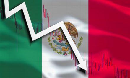 PRESENTA MÉXICO MAYOR CAÍDA EN LAS ÚLTIMAS OCHO DÉCADAS EN EL PRODUCTO INTERNO BRUTO (PIB)