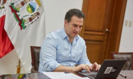 CONSEJO METROPOLITANO DE JUSTICIA CÍVICA CUENTA CON PARTICIPACIÓN VIRTUAL DE ADRIÁN DE LA GARZA.