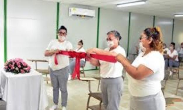 INSTALAN EN EL CENTRO DE REINSERCIÓN SOCIAL FEMENIL DE NUEVO LEÓN VIDEOACADEMIA PENITENCIARIA