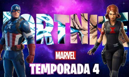 LLEGÓ LA TEMPORADA 4 DE FORTNITE NEXUS WAR