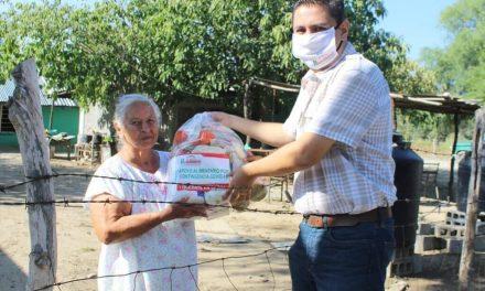 EL MUNICIPIO DE HUALAHUISES MANTIENE PASO FIRME EN LA LUCHA CONTRA LA PANDEMIA COVID19