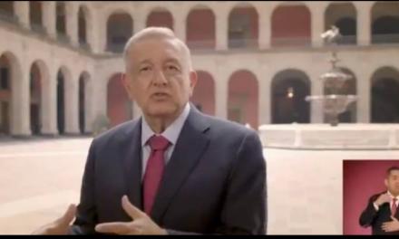 EL PAN LE GANA UNA AL 'PEJE'. INSTITUTO NACIONAL ELECTORAL ORDENA A LA DIRECCIÓN GENERAL DE RADIO, TELEVISIÓN Y CINEMATOGRAFÍA QUE DEJEN DE TRANSMITIR LOS MENSAJES PROMOCIONALES DEL SEGUNDO INFORME GOBIERNO DEL PRESIDENTE